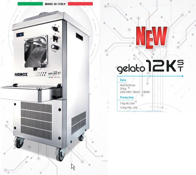 GELATO 12K st (NEW)